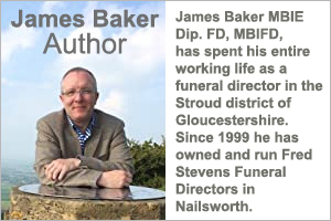 James Baker Author
